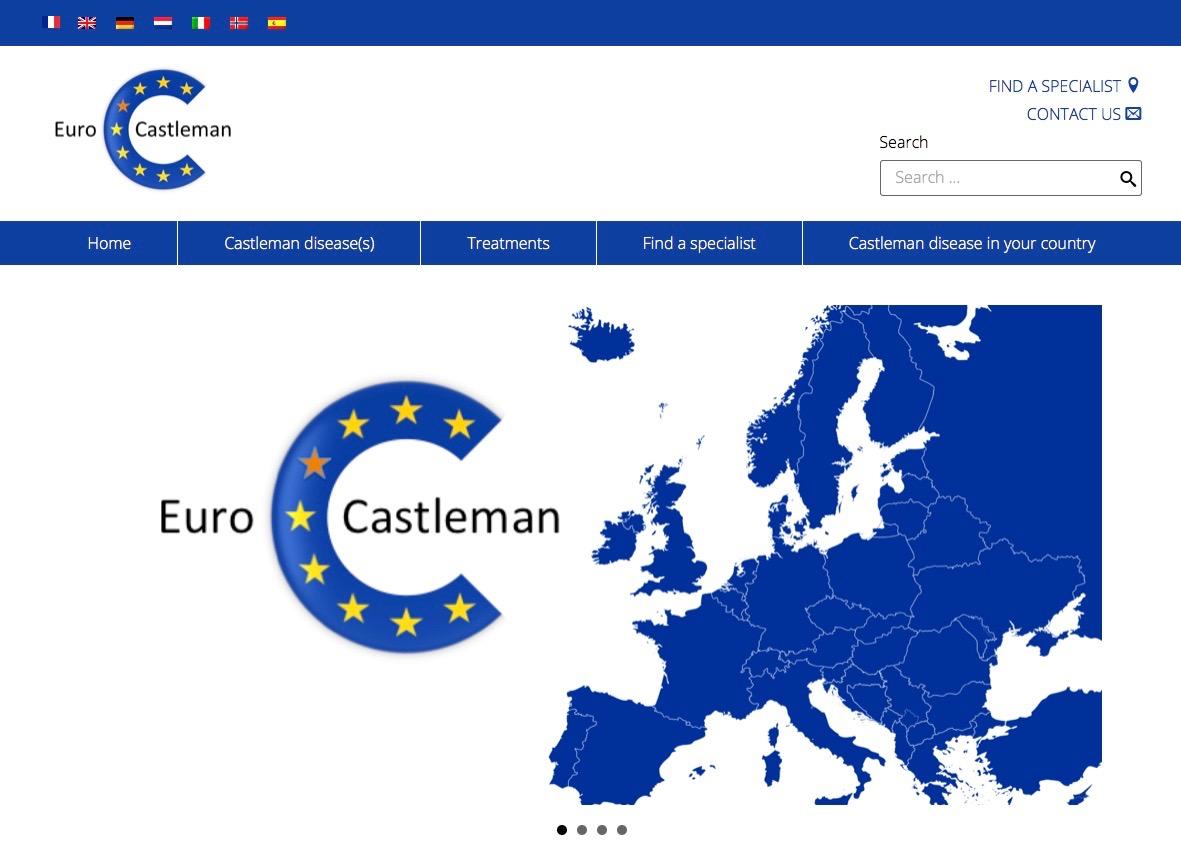 Lancement de www.castleman.eu